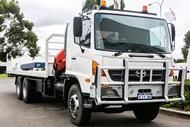 Used 2006 Hino in We