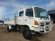 Used 2005 Hino GT1J