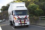 New 2015 Hino FM 263