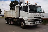 Used 2011 Fuso FV in