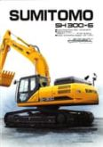 New Sumitomo SH300-6