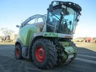 2012 Claas 950 Forage Harvester