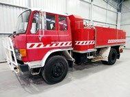 Used 1985 Hino FF Fi