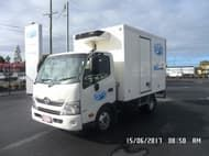 2012 Hino Scully RSV 2 Ton 2 Pa