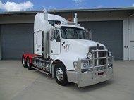 2010 Kenworth T408