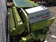 CLAAS Jaguar 494 Forage Harvest