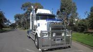 Used 2009 Mack SUPER