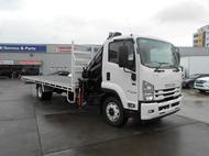 2016 Isuzu FSR 120-240 LWB
