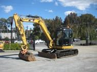 2012 Caterpillar 308D CR Swing