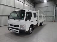 New 2017 Fuso Canter