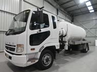 2010 Fuso Fighter FK600 Waste T