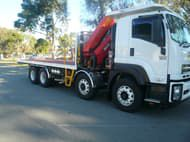 New 2016 Isuzu Crane