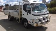 Used 2010 Hino 616 D