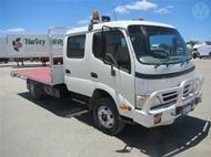 Used 2007 Hino 300 8