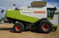 Used Claas 580R in W
