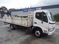 2008 Hino 716 - 300 Series
