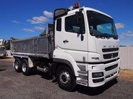 Used 2012 Fuso Heavy