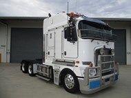 2012 Kenworth K200 BIG CAB