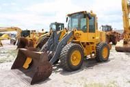 Used 2000 Volvo L50D
