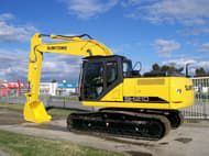 New Sumitomo SH210-6