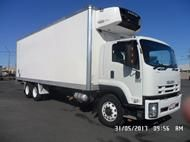 2009 Isuzu FVL1400 Scully RSV 1