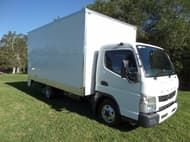 2013 Fuso Canter 615 Wide Cab