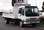 Used 2001 Isuzu FRR5