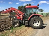 Used 2002 CASE IH CX