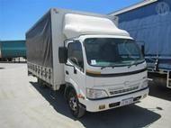 Used 2007 Hino 300c