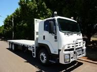 Used 2008 Isuzu FVZ1