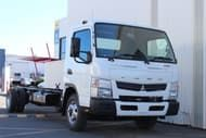 2017 Fuso Canter 918 4300mm WB,