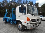 2005 Hino GD Ranger 7