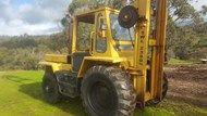 Zetor 4x4 2.3 Tonne Forklift