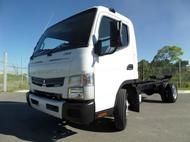 2016 Fuso Canter 615 AMT, 3400m