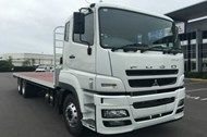 New 2015 Fuso Heavy