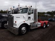 2009 Kenworth T408 SAR Cat powe