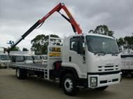 2008 Isuzu FVD1000 TABLE TOP CR