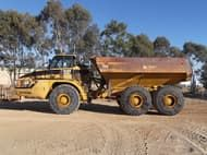 2004 Caterpillar 740 Articulate