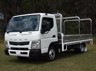 2016 Fuso Canter 515 Duonic