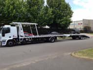2016 Iveco Car Carrier/Tilt Tra