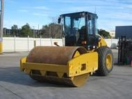 2010 Caterpillar CS533E XT Smoo