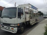 Used 2000 Hino Range