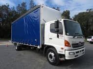 2010 Hino FG Ranger 9