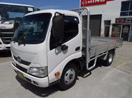2012 Hino 300 Series 616 IFS Tr