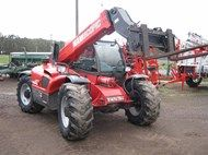 Used Manitou MLT 735