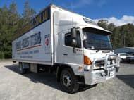 2010 Hino GH Ranger 10 - 1727