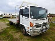 2008 Hino FD 500