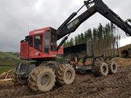 2013 Timberpro 840B
