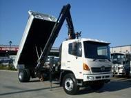 2007 Hino FG 1527-500 Series TI