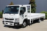 2012 Fuso Canter 515 Wide